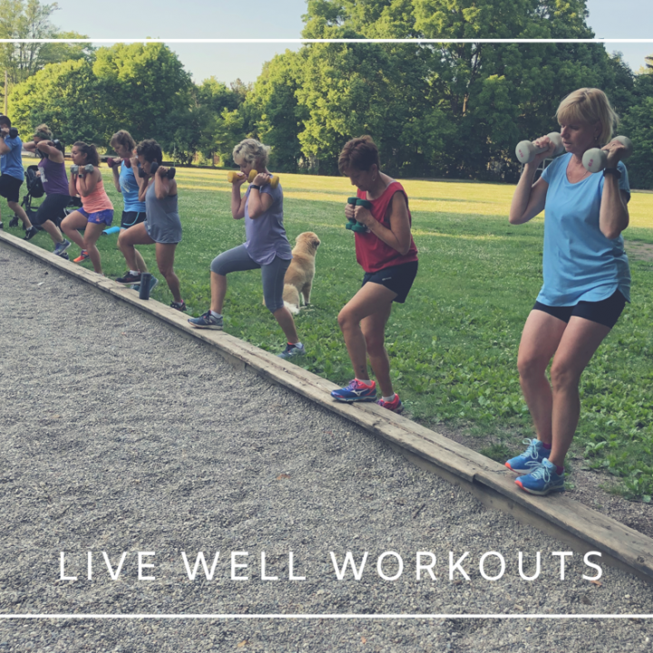 Live Well Workouts